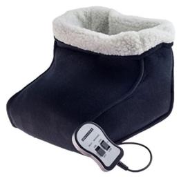 Elektrischer Fußwärmer Heizschuh Fußsack Wärmeschuh Fußheizung - 1