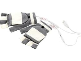 infactory Beheizte USB-Handschuhe -